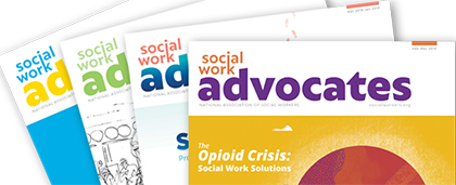 Social Work Advocates graphic